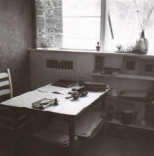 Lovely Each Year Students Furnished Their Studies From An Assortment Of  Furnishings Left Over From The Previous Year. Many Built Their Own Furniture  In The ...